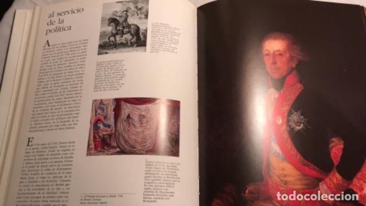 Libros de segunda mano: GOYA. ALFONSO E.PÉREZ SANCHEZ. PERFILES DEL ARTE. PLANETA. CON SOBRECUBIERTA - Foto 4 - 194615140