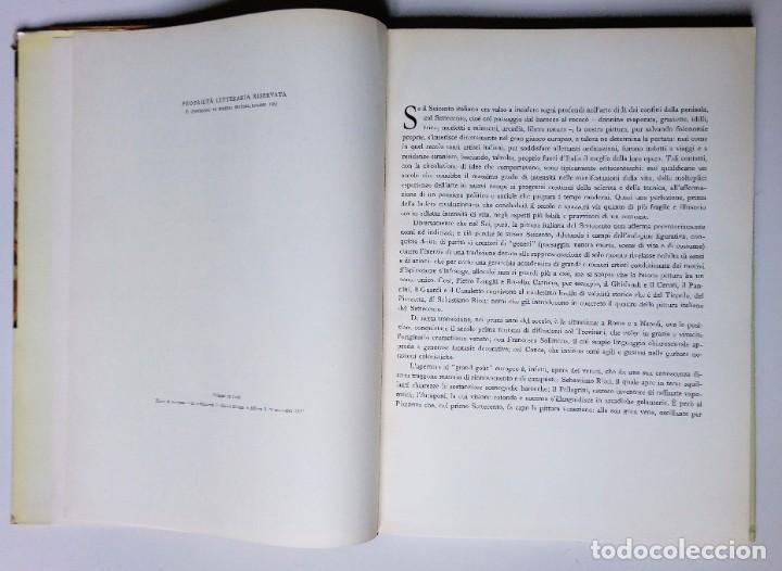 Libros de segunda mano: I GRANDI MAESTRI DELLA PITTURA ITALIANA DEL SETTECENTO - ED. RIZZOLI - 1963 -ILUSTRADO - Foto 3 - 194616071