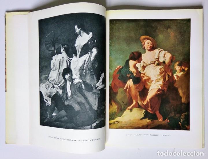 Libros de segunda mano: I GRANDI MAESTRI DELLA PITTURA ITALIANA DEL SETTECENTO - ED. RIZZOLI - 1963 -ILUSTRADO - Foto 4 - 194616071