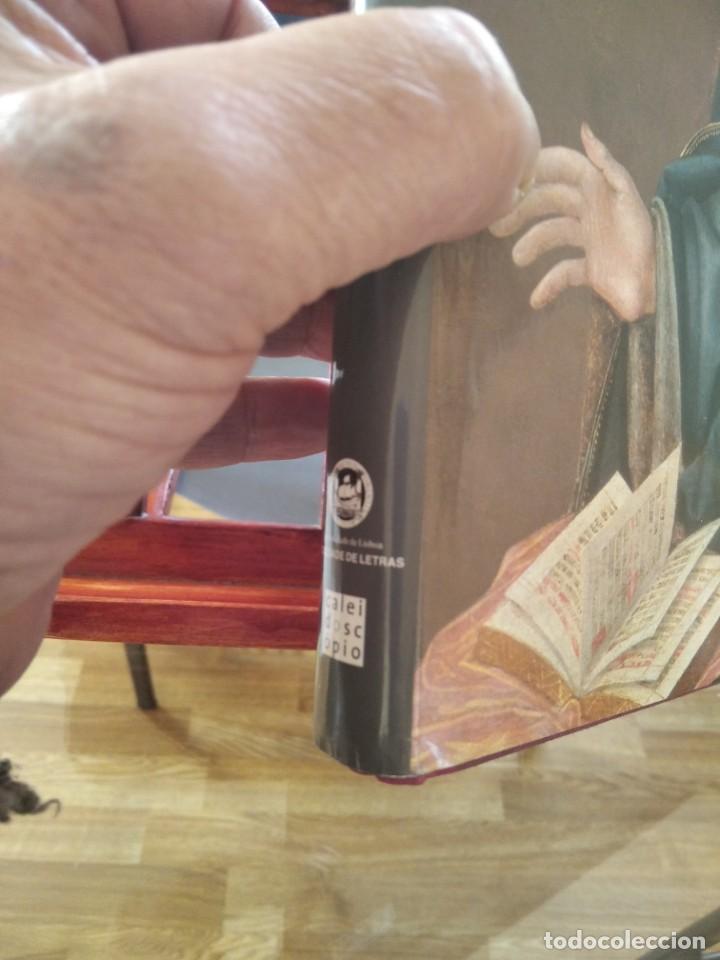 Libros de segunda mano: PINTURA PORTUGUESA DO RENASCIMENTO- DA LOURINBA--M. BATOREO-NUMERADO 33/50 -FIRM. Y DEDIC. AUTOR - Foto 3 - 194616806