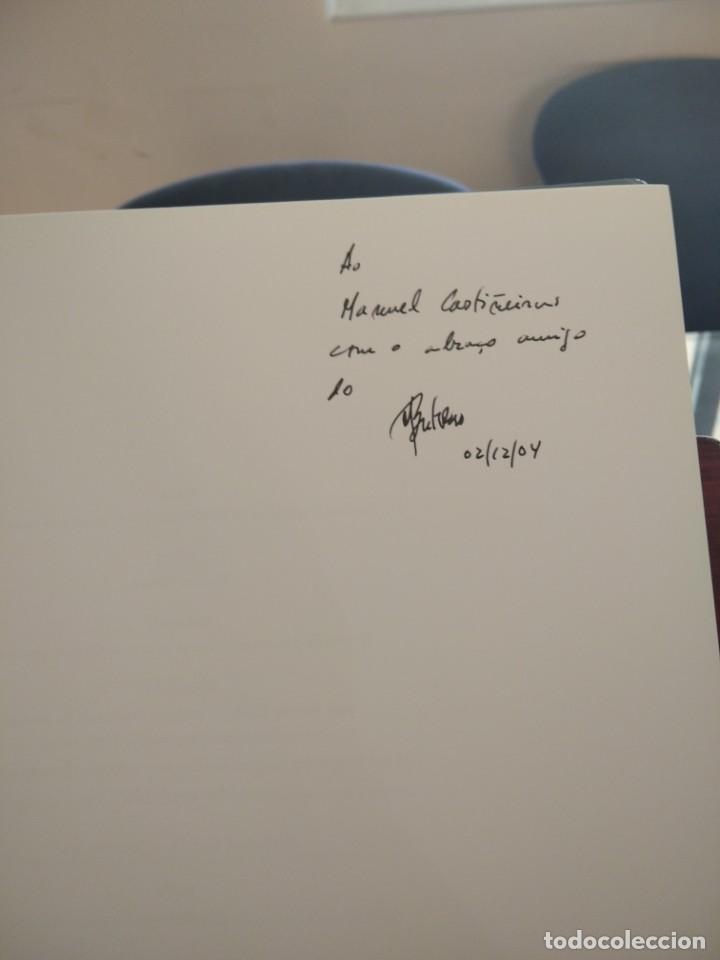 Libros de segunda mano: PINTURA PORTUGUESA DO RENASCIMENTO- DA LOURINBA--M. BATOREO-NUMERADO 33/50 -FIRM. Y DEDIC. AUTOR - Foto 8 - 194616806