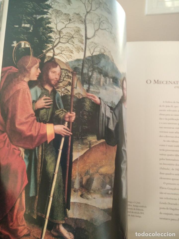 Libros de segunda mano: PINTURA PORTUGUESA DO RENASCIMENTO- DA LOURINBA--M. BATOREO-NUMERADO 33/50 -FIRM. Y DEDIC. AUTOR - Foto 11 - 194616806