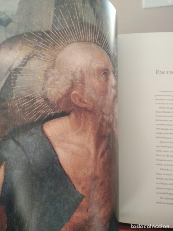 Libros de segunda mano: PINTURA PORTUGUESA DO RENASCIMENTO- DA LOURINBA--M. BATOREO-NUMERADO 33/50 -FIRM. Y DEDIC. AUTOR - Foto 12 - 194616806