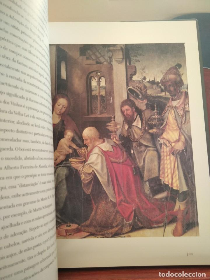 Libros de segunda mano: PINTURA PORTUGUESA DO RENASCIMENTO- DA LOURINBA--M. BATOREO-NUMERADO 33/50 -FIRM. Y DEDIC. AUTOR - Foto 15 - 194616806