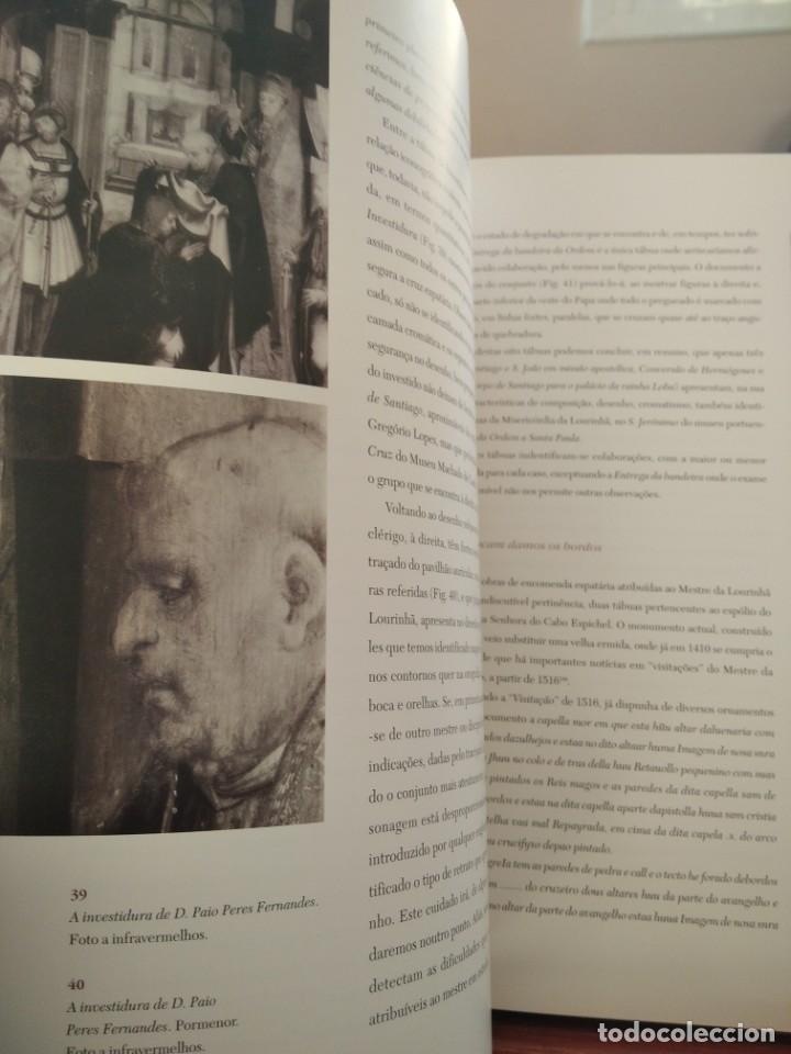 Libros de segunda mano: PINTURA PORTUGUESA DO RENASCIMENTO- DA LOURINBA--M. BATOREO-NUMERADO 33/50 -FIRM. Y DEDIC. AUTOR - Foto 17 - 194616806