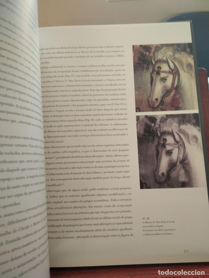 Libros de segunda mano: PINTURA PORTUGUESA DO RENASCIMENTO- DA LOURINBA--M. BATOREO-NUMERADO 33/50 -FIRM. Y DEDIC. AUTOR - Foto 18 - 194616806