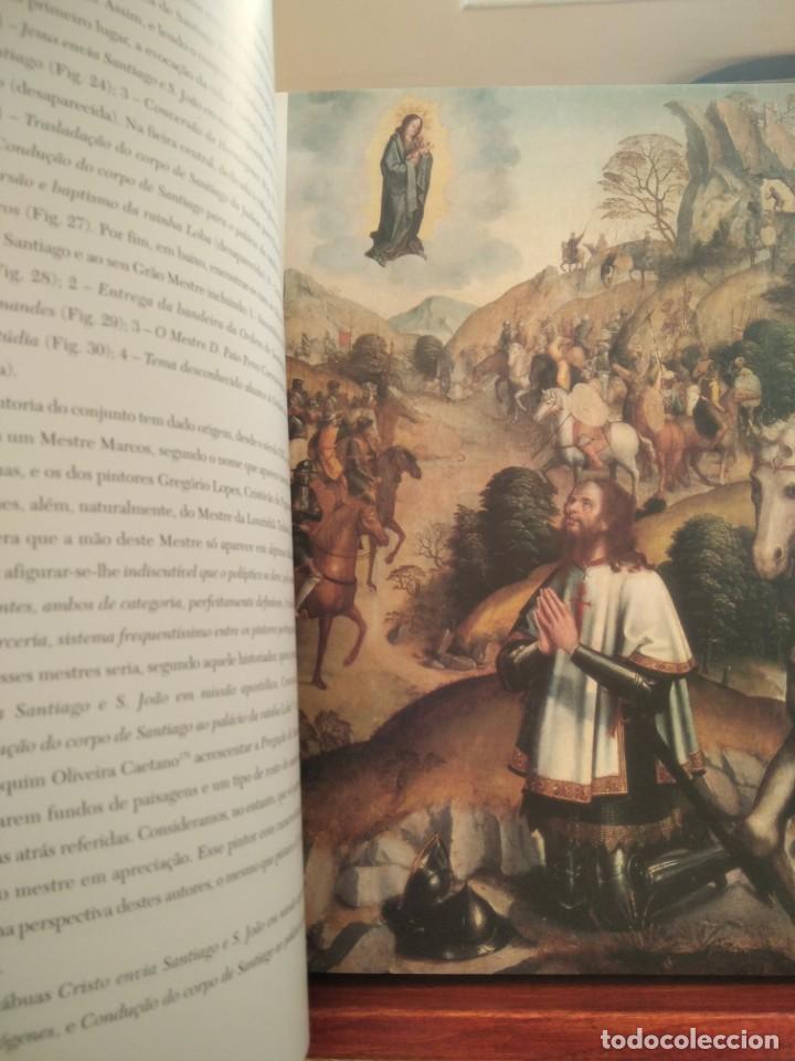 Libros de segunda mano: PINTURA PORTUGUESA DO RENASCIMENTO- DA LOURINBA--M. BATOREO-NUMERADO 33/50 -FIRM. Y DEDIC. AUTOR - Foto 19 - 194616806