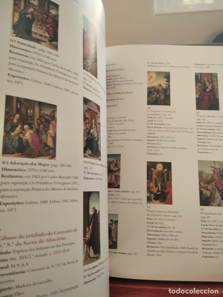 Libros de segunda mano: PINTURA PORTUGUESA DO RENASCIMENTO- DA LOURINBA--M. BATOREO-NUMERADO 33/50 -FIRM. Y DEDIC. AUTOR - Foto 20 - 194616806