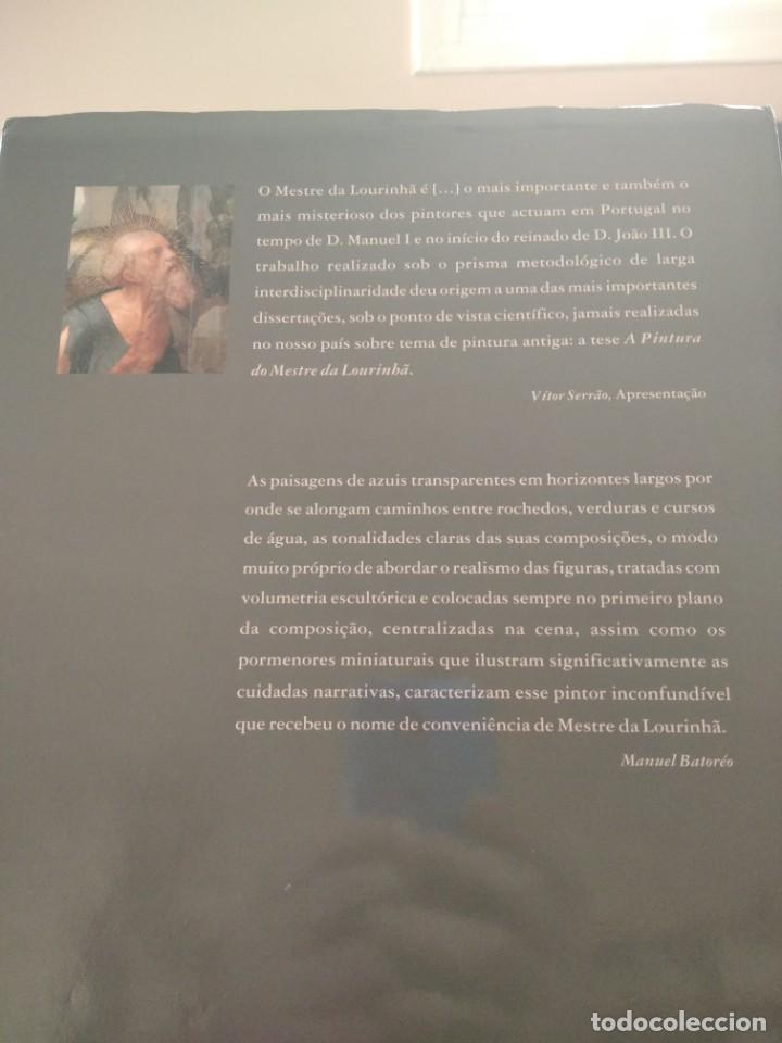 Libros de segunda mano: PINTURA PORTUGUESA DO RENASCIMENTO- DA LOURINBA--M. BATOREO-NUMERADO 33/50 -FIRM. Y DEDIC. AUTOR - Foto 23 - 194616806