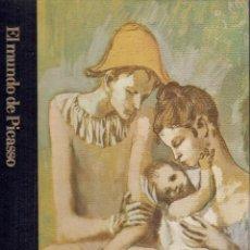 Libros de segunda mano: EL MUNDO DE PICASSO (1881-1973), POR LAEL WERTENBAKER (BIBLIOTECA DE ARTE TIME-LIFE, 1981). Lote 194625636