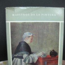 Libros de segunda mano: CHARDIN. BERNARD DENVIR. AGUILAR DE EDICIONES. 1950.. Lote 194654560