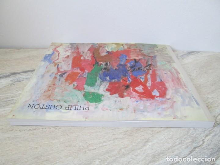 Libros de segunda mano: PHILIP GUSTON. RETROSPECTIVA DE PINTURA. CENTRO DE ARTE REINA SOFIA. 1989. MINISTERIO DE CULTURA - Foto 5 - 194658591