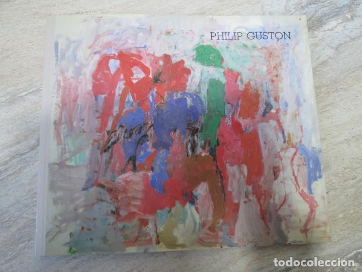Libros de segunda mano: PHILIP GUSTON. RETROSPECTIVA DE PINTURA. CENTRO DE ARTE REINA SOFIA. 1989. MINISTERIO DE CULTURA - Foto 6 - 194658591