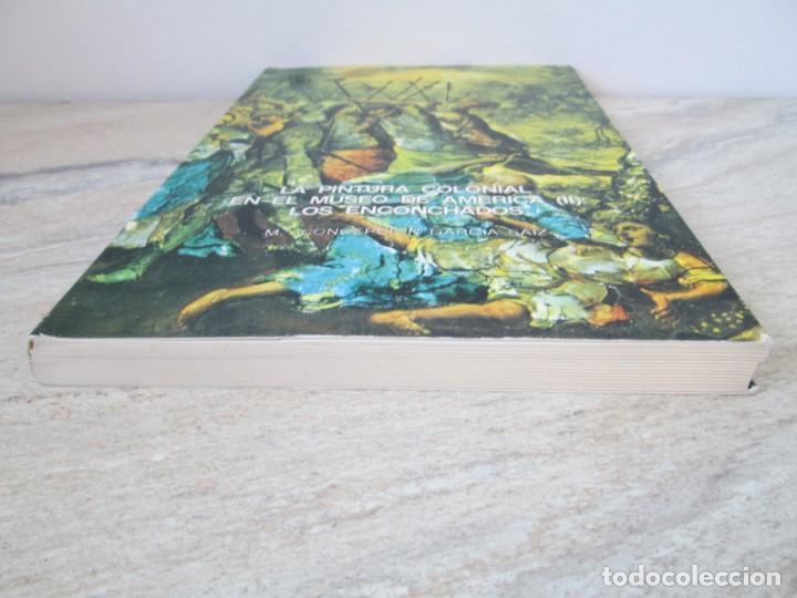 Libros de segunda mano: LA PINTURA COLONIAL EN EL MUSEO DE AMERICA (II): LOS ENCONCHADOS. Mª CONCEPCION GARCIA SAIZ. 1980 - Foto 3 - 194690467