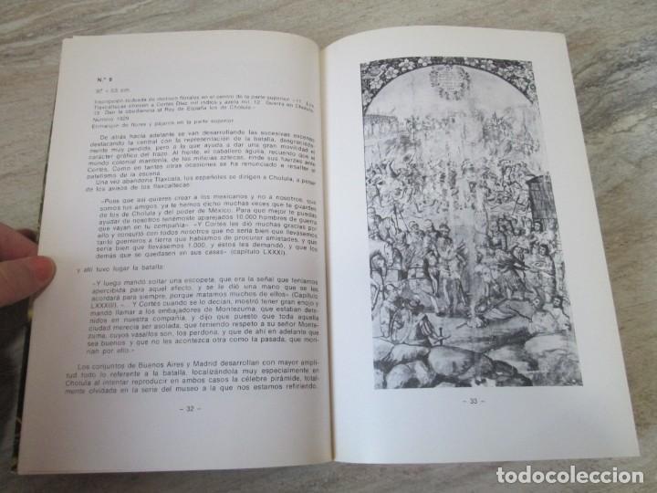 Libros de segunda mano: LA PINTURA COLONIAL EN EL MUSEO DE AMERICA (II): LOS ENCONCHADOS. Mª CONCEPCION GARCIA SAIZ. 1980 - Foto 8 - 194690467