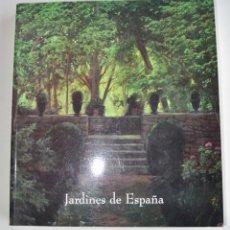 Libros de segunda mano: CATÁLOGO EXPOSICIÓN. JARDINES DE ESPAÑA (1870-1936). FUNDACIÓN MAPFRE. MADRID, 1999-2000. Lote 194716227