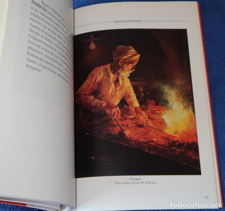 Libros de segunda mano: El fuego - Julián Sesmero - Publicaciones de la galería de arte Benedito - Foto 5 - 194738417