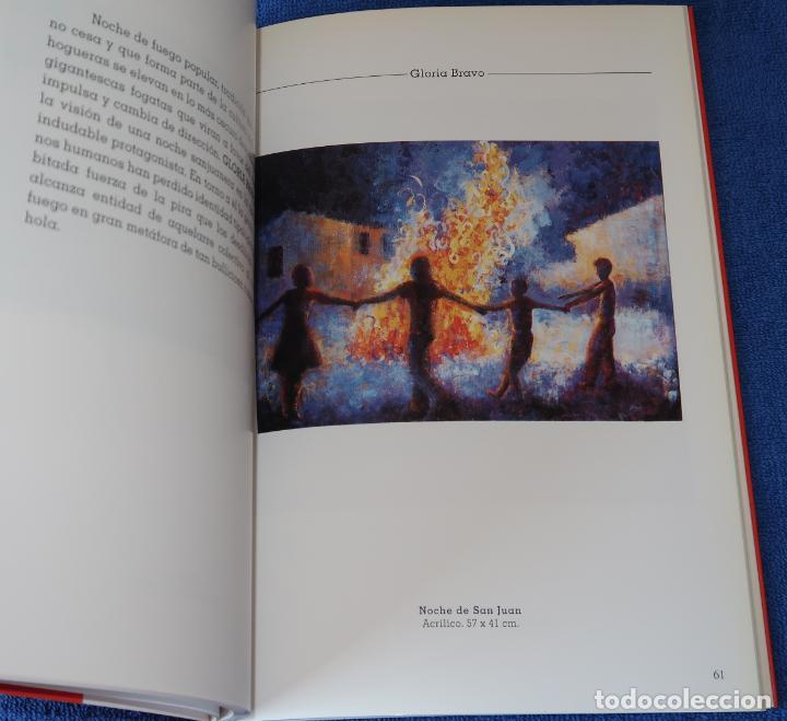 Libros de segunda mano: El fuego - Julián Sesmero - Publicaciones de la galería de arte Benedito - Foto 6 - 194738417