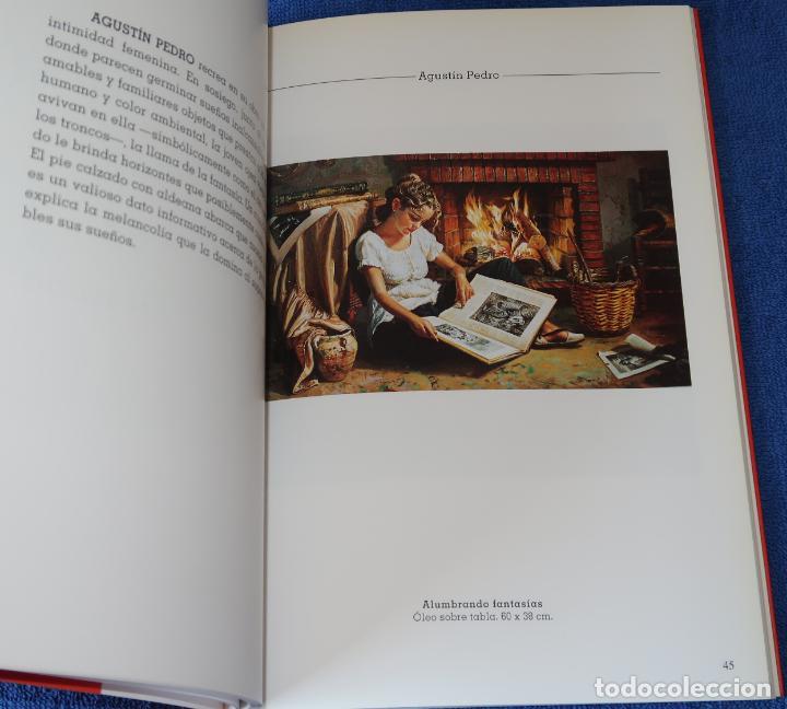 Libros de segunda mano: El fuego - Julián Sesmero - Publicaciones de la galería de arte Benedito - Foto 7 - 194738417