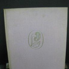 Libros de segunda mano: TEMAS EN LA PINTURA. LAS FLORES. HERMINE VAN GULDENER. AGUILAR DE EDICIONES 1950.. Lote 194757482