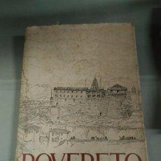 Libros de segunda mano: ROVERETO - R. IRAS BALDESSARI / GIOVANNI TIELLA. 1954. Lote 194771290