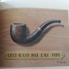 Libros de segunda mano: MONOGRAFÍA RENÉ MAGRITTE. Lote 194776773