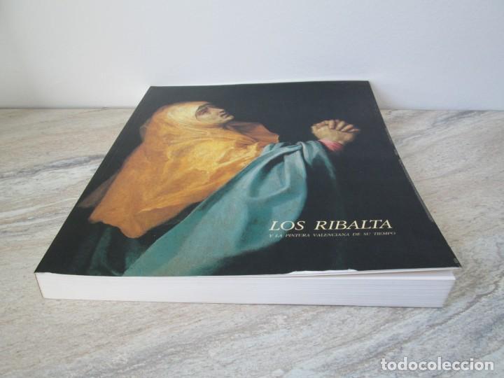 Libros de segunda mano: LOS RIBALTA Y LA PINTURA VALENCIANA DE SU TIEMPO. 1987. MUSEO DEL PRADO.MINISTERIO DE CULTURA - Foto 3 - 194778767
