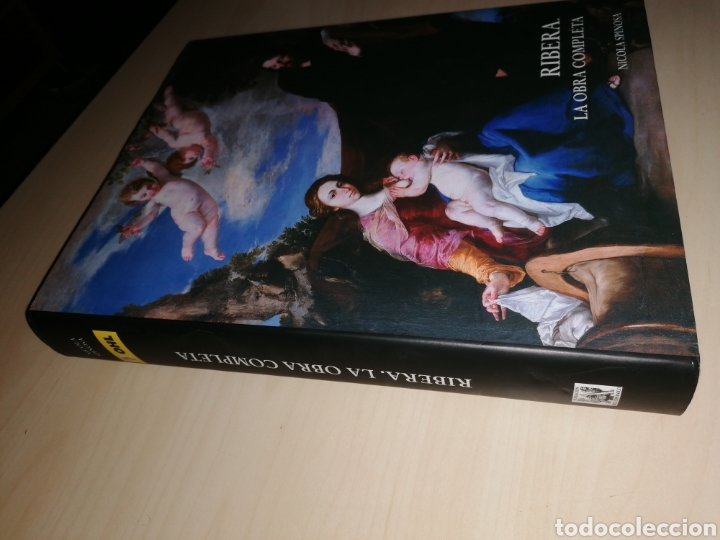 Libros de segunda mano: RIBERA, LA OBRA COMPLETA - Nicola Spinosa - Foto 2 - 194783301