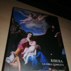 Libros de segunda mano: RIBERA, LA OBRA COMPLETA - NICOLA SPINOSA. Lote 194783301