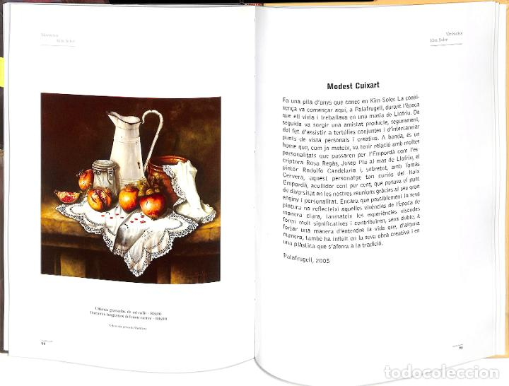 Libros de segunda mano: Vivencias - Kim Soler - Pintura Arte - Foto 2 - 194858613