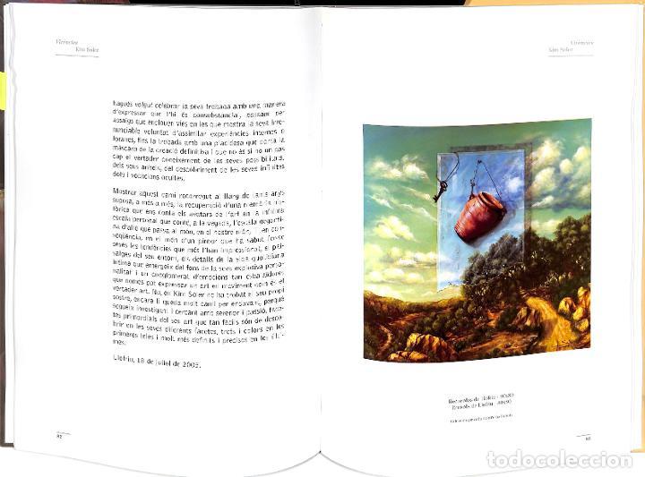 Libros de segunda mano: Vivencias - Kim Soler - Pintura Arte - Foto 3 - 194858613