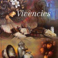 Libros de segunda mano: VIVENCIAS - KIM SOLER - PINTURA ARTE. Lote 194858613