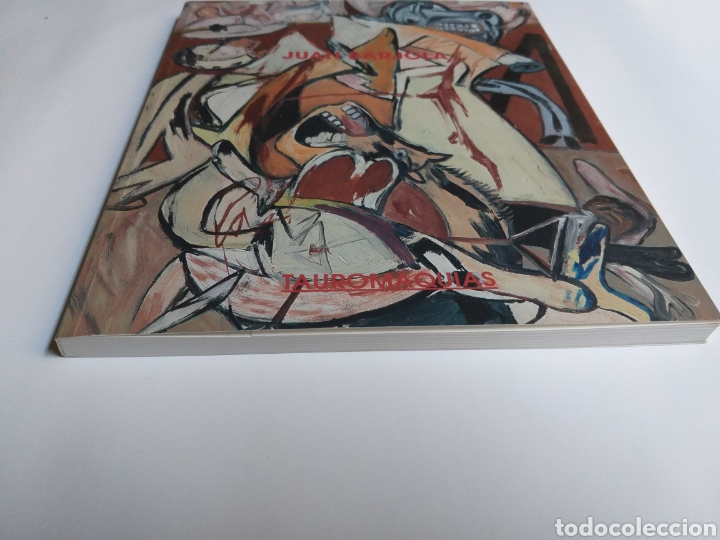 Libros de segunda mano: Juan Barjola tauromaquias . Galería Leandro Navarro 2011 2012 .. ...pintura segunda mitad XX - Foto 3 - 194862285