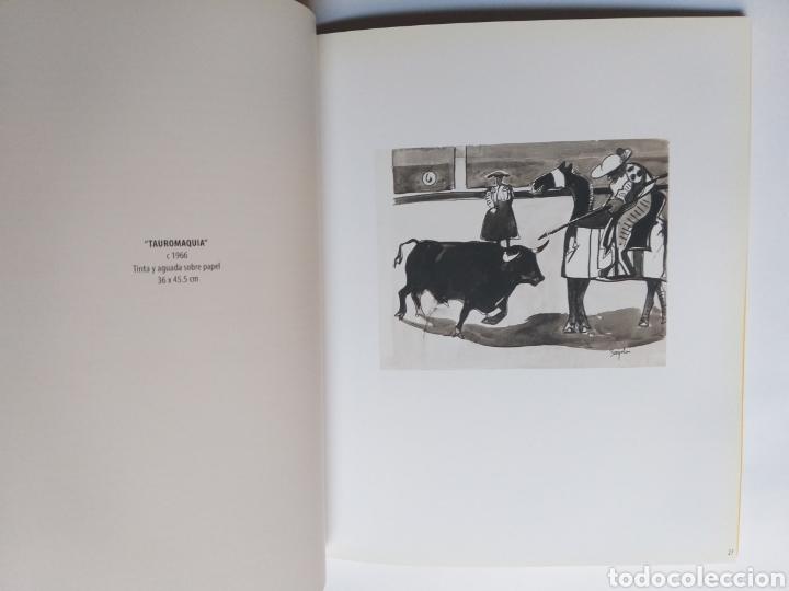 Libros de segunda mano: Juan Barjola tauromaquias . Galería Leandro Navarro 2011 2012 .. ...pintura segunda mitad XX - Foto 8 - 194862285