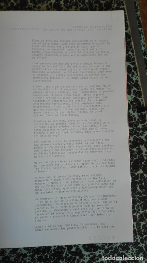 Libros de segunda mano: Artismo autismo Junta de Castilla y León Burgos - Foto 11 - 194863018