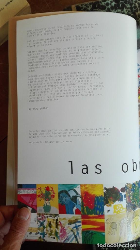 Libros de segunda mano: Artismo autismo Junta de Castilla y León Burgos - Foto 12 - 194863018