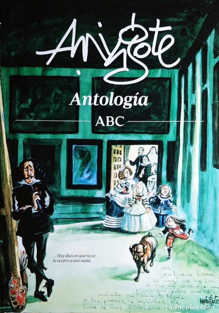 MINGOTE : ANTOLOGÍA. MADRID : DIARIO ABC, 2012. (Libros de Segunda Mano - Bellas artes, ocio y coleccionismo - Pintura)