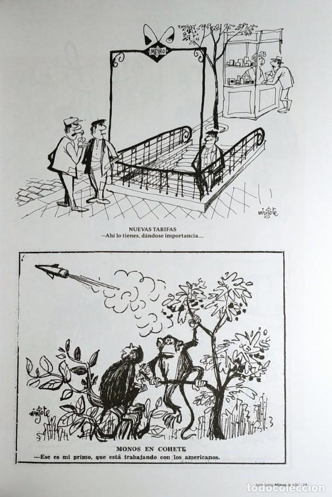 Libros de segunda mano: MINGOTE : ANTOLOGÍA. MADRID : DIARIO ABC, 2012. - Foto 3 - 194873128