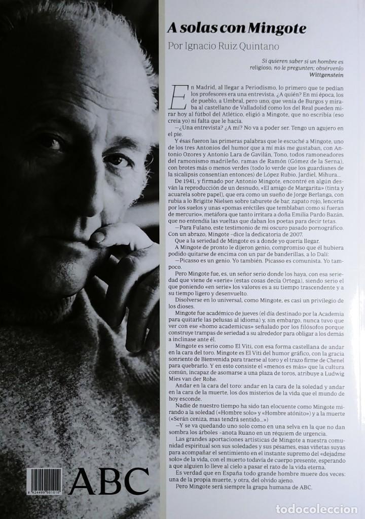 Libros de segunda mano: MINGOTE : ANTOLOGÍA. MADRID : DIARIO ABC, 2012. - Foto 5 - 194873128