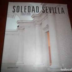 Libros de segunda mano: SOLEDAD SEVILLA-EL ESPACIO Y EL RECINTO.2001.IVAM VALENCIA. 27X29, RUSTIC.168PP- **525. Lote 194893757