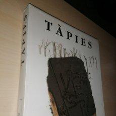 Libros de segunda mano: TÁPIES - MUSEO NACIONAL CENTRO DE ARTE REINA SOFÍA. Lote 194934592
