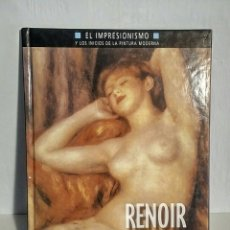 Libros de segunda mano: RENOIR - M.T. BENEDETTI, PLANETA DE AGOSTINI, 1998. Lote 194942960