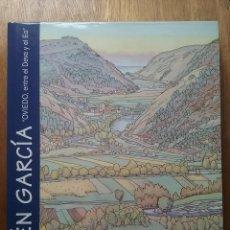 Libros de segunda mano: EFREN GARCIA FERNANDEZ, OVIEDO ENTRE EL DEVA Y EL EO, CAMCO, 1996. Lote 194954673