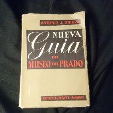 Libros de segunda mano: NUEVA GUIA COMPLETA DEL MUSEO DEL PRADO. 1956. Lote 195006888