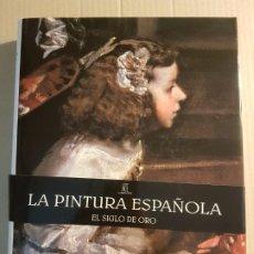Libros de segunda mano: LA PINTURA ESPAÑOLA EL SIGLO DE ORO ( CARROGGIO ). Lote 195033712