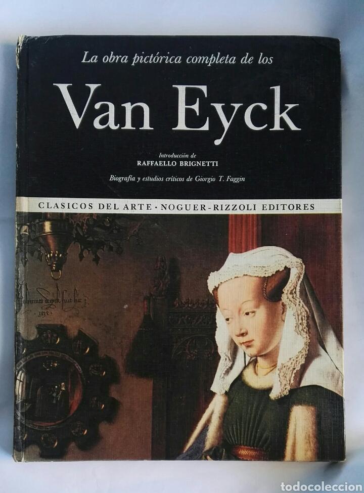 VAN EYCK RIZZOLI EDITORES (Libros de Segunda Mano - Bellas artes, ocio y coleccionismo - Pintura)