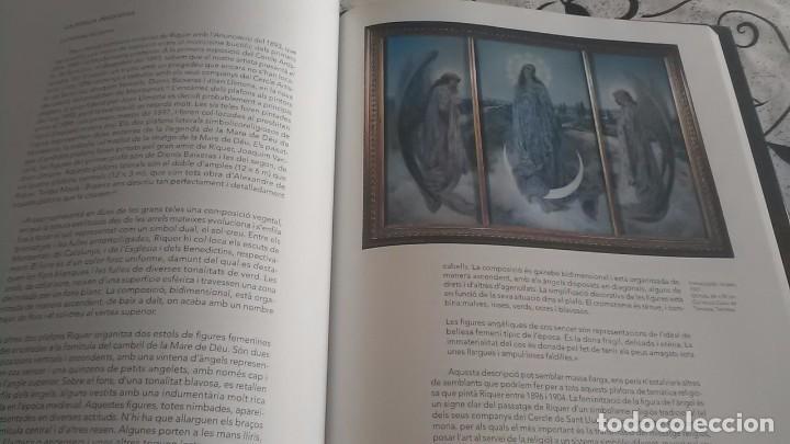 Libros de segunda mano: Alexandre de riquer, modernismo - Foto 2 - 195069670