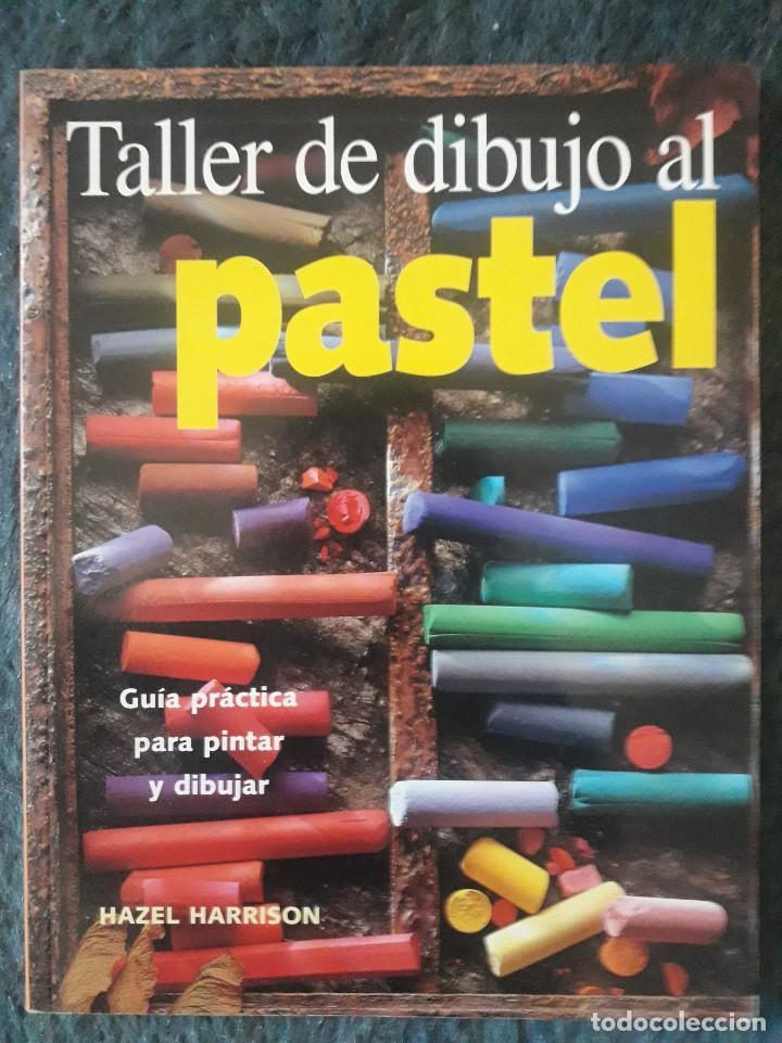 TALLER DE DIBUJO AL PASTEL. GUÍA PRÁCTICA PARA DIBUJAR Y PINTAR / HAZEL HARRISON / EDITORIAL KONEMAN (Libros de Segunda Mano - Bellas artes, ocio y coleccionismo - Pintura)