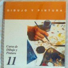 Libros de segunda mano: TÉCNICAS DE ILUSTRACIÓN - CURSO DE DIBUJO Y PINTURA / 11 - CEAC 1999 - VER INDICE. Lote 195114515