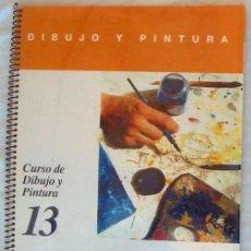 Libros de segunda mano: DESARROLLO DE TEMAS AL ÓLEO - CURSO DE DIBUJO Y PINTURA / 13 - CEAC 1999 - VER INDICE. Lote 195116228